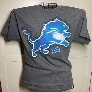 Detroit Lions NFL Shirt Mens Medium